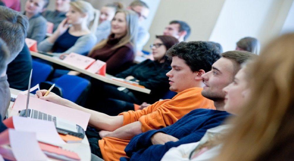 studentai SMM nuotr.