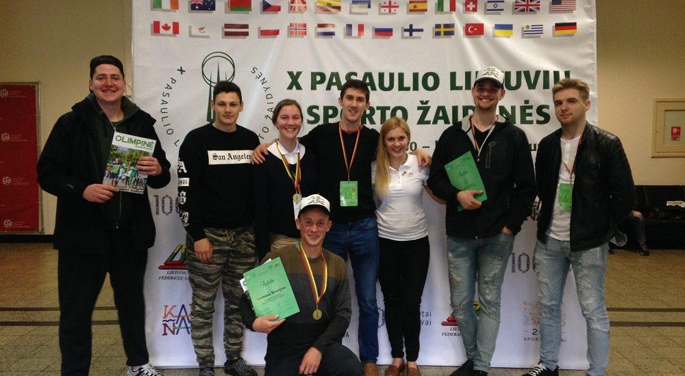 ULSK pasaulio sporto zaidynes 2017 nr 3