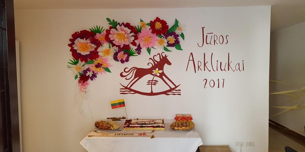 Hurgadoje duris atvėrė naujas lietuvių bendruomenės centras 2017 10
