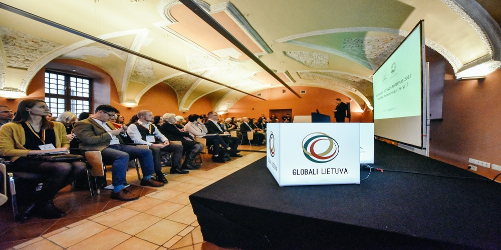 globali lietuva forumas urm nuotr
