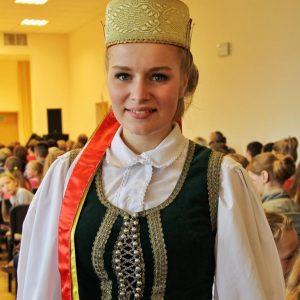 Anastasia Costiuc moldova fb nuotr