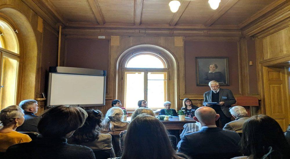 pasaulio lietuvių rašytojų suvažiavimas 2019 ULSK nuotr
